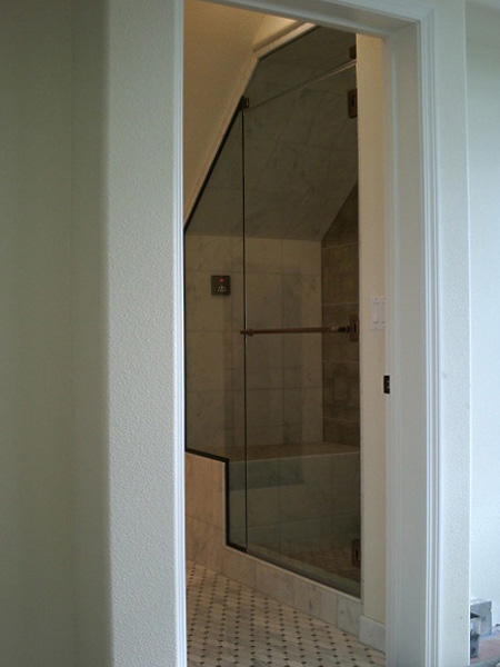 Custom Glass Shower And Steam Showers Enclosures Seamless