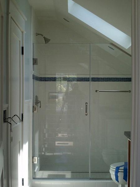 Showcase Shower Door